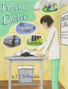 Dream Doctor Cover