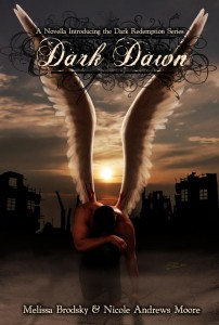 dark redemption dark dawn cover