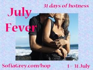 July Fever badge 2