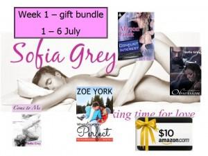 weekly gift bundles - week 1