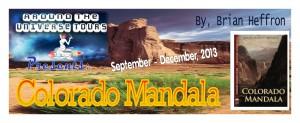 Colorado Mandala banner
