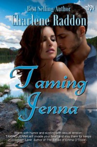 Taming Jenna by Charlene Raddon - 200