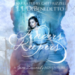 Finders Keepers Cover (audiobook)