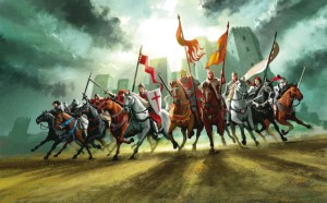 Picture_4_-_Knights_into_battle